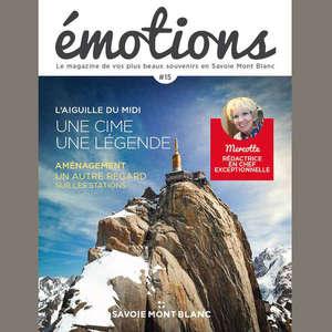 Savoie Mont Blanc Magazine n°15