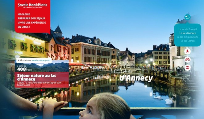 Campagne Lacs - Annecy -
